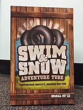 Swim Tube - Snow Tube - Adventure Tube, Small - 32""