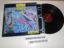 LP Punk SGM - Aggression (12 Song) MEDUSA / WEA Crossover