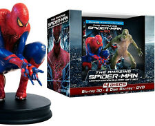 The Amazing Spider-Man Limited Edition Blu-Ray Gift Set 4 Discs 2D + 3D + DVD
