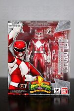 RED RANGER Bandai SH Figuarts Mighty Morphin Power Rangers Bandai US VERSION MIB