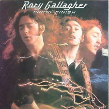 "LP 12"" 30cms: Rory Gallagher: photo-finish, chrysalis E6"