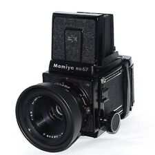 Mamiya RB67 Pro S  SLR Film Camera with 127mm Lens EXELENT+++ from japan