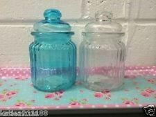 New wedding baby shower party candy sweet buffet small glass jar clear