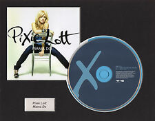 Pixie Lott Mama Do CD Presentation
