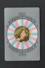 Playing Swap Cards 1 1960's Japanese Nintendo Framed Sleeping Beauty Disney J59