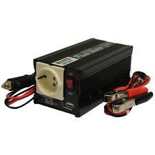 A-301/300-USB - INVERSOR PARA 300W 12V/220V. TOMA DE MECHERO. ENTRADA USB.