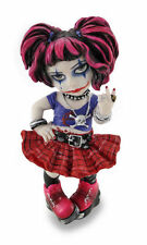 6 inch Cosplay Kids Punk Girl Gothic Decor Statue Figurine Figure Skull