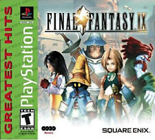 Final Fantasy IX 9 [Greatest Hits] (PlayStation 1) Brand New