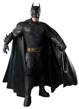 ADULTS MENS SUPERHEROES MOVIE BATMAN COLLECTOR HALLOWEEN COSTUME - XLARGE