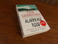 TESS GERRITSEN / ALARMFASE ROOD / HOUSE OF BOOKS 2008 (NEDERLANDS)