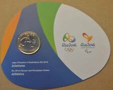 ATHLETICS 2012 Brazil, 2016 Rio Olympic and Paraolympic Games BU
