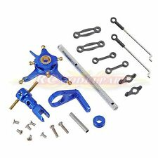 CNC Metal Upgrade Set + NE4260006 F WL V911 Nine Eagles 260A Micro Helicopter BL