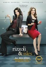 Rizzoli and Isles Poster 24x36