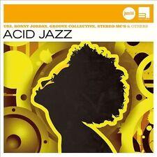 JAZZ CLUB: ACID JAZZ (NEW CD)