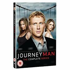 Journeyman The Complete Series - DVD NEW & SEALED (4 Discs)