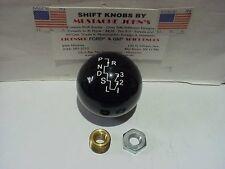Hurst Auto Stick One, His/Her's,  V-Gate  Shift Knob, (black)