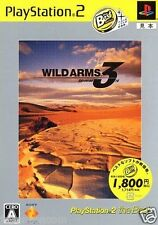Used PS2 Wild Arms Advanced 3rd SONY PLAYSTATION 2 JAPAN