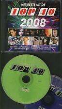 BESTE UIT DE TOP 40 2008 2-CD Katy Perry Amy Winehouse Armin Van Buuren Coldplay