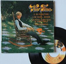 """Vinyle 45T Nino Ferrer  """"Le roi d'Angleterre"""""""