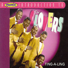 THE CLOVERS - A Proper Introduction to the Clovers: Ting-A-Ling -CD-NEW