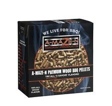 A-MAZE-N AMNP2STD0009 Wood Pellets 2 lb Pitmasters Choice Cherry Hickory Maple