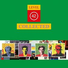 Level 42 - Collected 2x 180g vinyl LP Best Of Greatest Hits