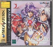 (Used) Sega Saturn Langrisser V: The End of Legend [Japan Import]