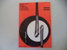 - CATALOGO DEPLIANT BROCHURE ATLAS COPCO LISTINO PREZZI FIORETTI - ANNO 1965