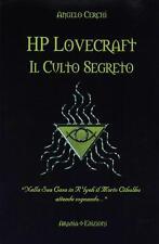 HP LOVECRAFT: IL CULTO SEGRETO - Esoterismo Cthulhu Magia Necronomicon Occulto