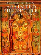 The Painted Furniture Sourcebook: Motifs from the Medieval Times to th-ExLibrary