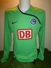 Herta Berlin Goalkeeper 0506 Nike Adult M Football Shirt Camesita Soccer Jersey
