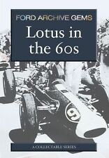 Lotus in the 60s (New DVD) Ford Archive Gems Jim Clarke Monaco Grand Prix etc