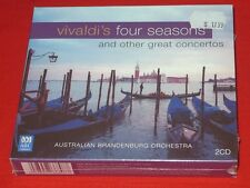 Vivaldi's Four Seasons and Other Great Concertos 2CD Box Set