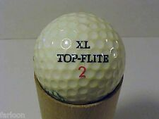 Dated May 9, 1984 TOPFLITE XL GOLF BALL 29 Strokes