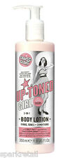 Soap and Glory UP-TONED GIRL Body Lotion That Firms, Tones & Conditions 350ml