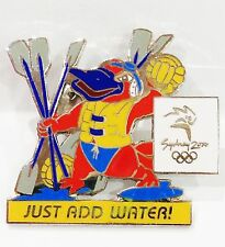 SYD JUST ADD WATER SYDNEY OLYMPIC GAMES 2000 PIN COLLECT #687