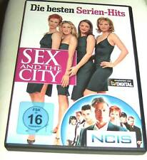 ღ ♥ Sex and the City und NCIS  -   Die besten Serien Hits  DVD ♥ ღ