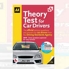 Theory Test for Car Drivers (Aa Driving Test)New Paperback