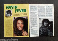 CF88 - Clipping-Ritaglio -1980- NOTIZIE MUSICA , BOB MARLEY DI LENNY KAYE