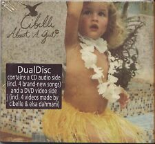 CIBELLE - About a girl - CD DUALDISC 2005 SIGILLATO SEALED