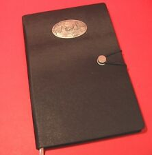 Wind in the Willows A5 Black Note Book Journal English Teacher Student Gift NEW