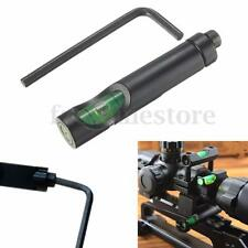 Metal Bubble Level Anti Cant for 20mm Weave/Picatinny Rail Scope Mounts Sight