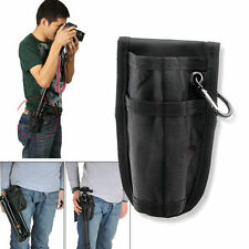 convenient portable Camera Monopod Tripod pouch waist bag for photography