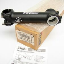 "New LOOK Bicycle Matte Black Alloy Stem 130mm 1 1/8"" 25.8"
