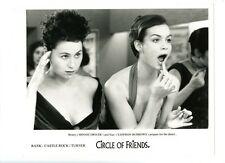 SAFFRON BURROWS / MINNIE DRIVER - PUBLICITY PHOTOGRAPH 8x10 - CIRCLE OF FRIENDS