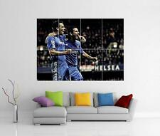 FRANK LAMPARD & JOHN TERRY CHELSEA LEGENDS GIANT WALL ART PRINT PHOTO POSTER