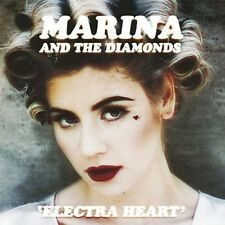 MARINA AND THE DIAMONDS - ELECTRA HEART 2 VINYL LP NEW+