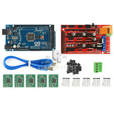Leaning Tech 3D Printer Kit Mega 2560 + RAMPS 1.4 + 5X A4988 for Arduino RepRap