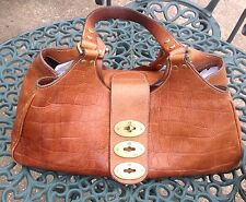 100% GENUINE MULBERRY BROMPTON LEATHER HANDBAG