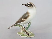 Rosenthal Vogel Figur, Stelze, Entw. Heidenreich, Model-Nr. 5099, Höhe 12,5 cm